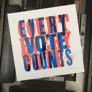 Every Vote Counts/Count Every Vote